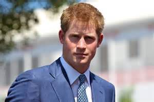 Prince Harry without