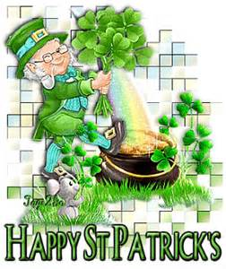 St Patricks Day leprachan 2