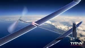 Titan Aerospace Solar Satellite