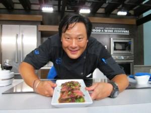 Chef Ming Tsai 2014