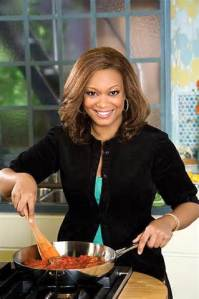 Chef Sunny Anderson TV Star
