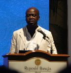 David Adjaye award winning architect