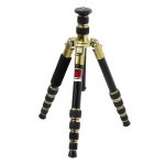 DSLR_Camera_Gold_traveler_Tripod_for_Canon_Nikon