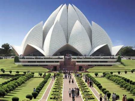 modern architecture India