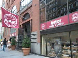 Astor Wines & Spirits New York City