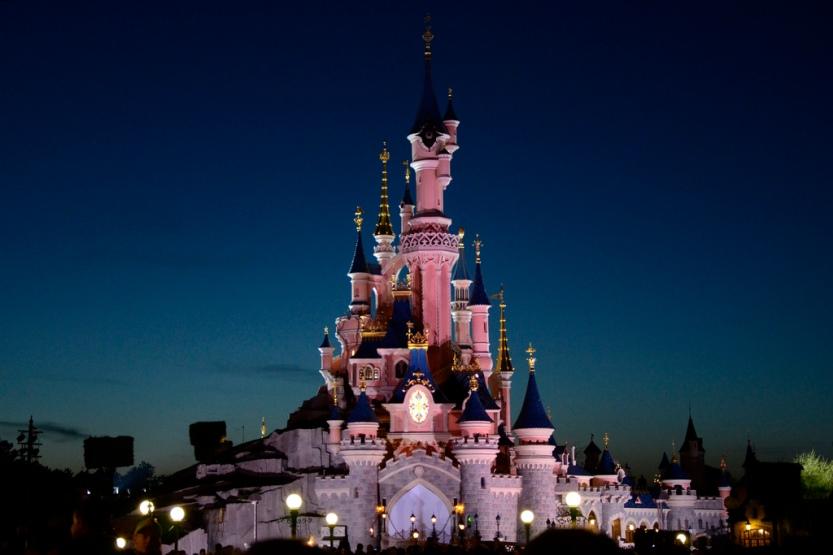 Disneyland-Paris-france