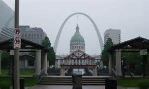 St Louis Arc Gateway to the West