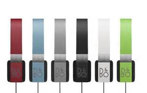 Bang  Olufsen headsets