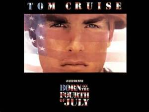 Born On The Fourth of July starring Tom Cruise 2
