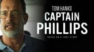 Captain Phillips starring Tom Hanks