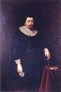 George Calvert the 1st Baron Baltimore