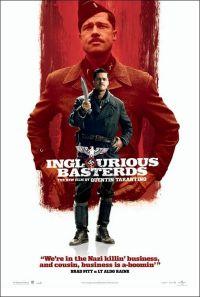 Inglorious Bastards starring Brad Pitt