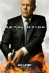 Rataliation GI Joe Starring Bruce Willis
