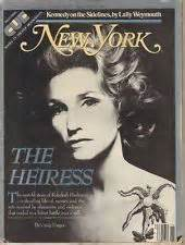 Rebekkah Harkness Standard Oil heiress
