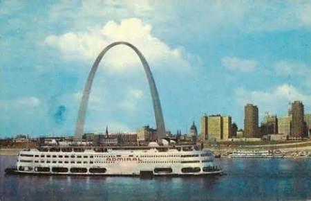 SS Admiral St Louis Missouri