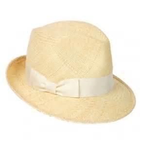 straw fedora by Hat Attack