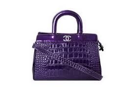 Chanel Croc Tote 2014