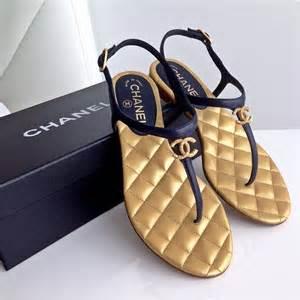 Chanel sandals 2 2014
