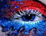 Happy  4th of July eye on
