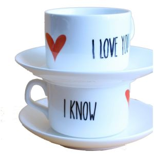 I love you cups at shop geek details
