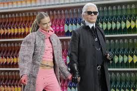 Karl Lagerfeld 2014 fall winter