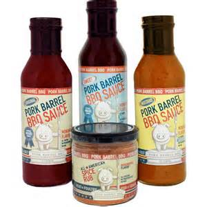 Pork Barrel BBQ Sauce