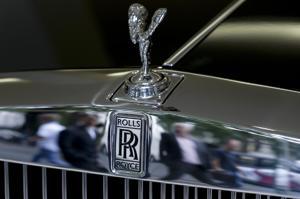 Rolls Royce symbol