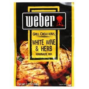 Weber Grill Marinade