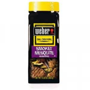 Weber Smokey Mesquite