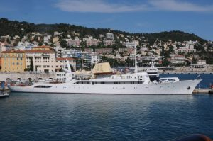 Yacht Christina O 7
