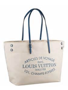 Articles de voyage tote by Marc Jacobs for LV
