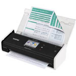 Brother Color Wireless Document Scanner at FoxxSales com