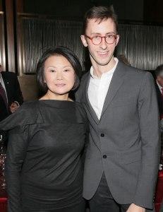 Toshiko Mori and Samuel Cochran