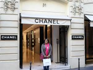 Chanel Store Paris France
