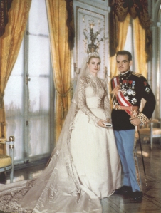 HRH Princess Grace Kelly and HRH Prince Ranier