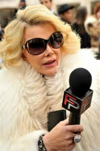 Joan Rivers white