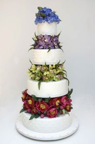 Ron Ben Israel wedding cake 2
