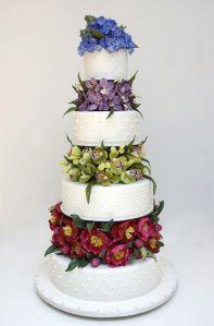 Ron Ben Israel wedding cake 2