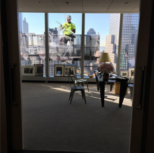 Anna Wintours New Office at Vogue 1 World Trade Center