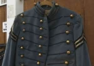 Civil War jacket found after Hurricane Sandy