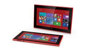 Nokia Lumia 8 inch Tablet at Amazon