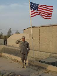 U S Marine Mster Sgt Willliam Spanky Gibson