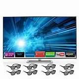 Vizio 50 inch LED M Series Smart 3D TV