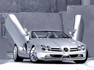 Mercedes Benz Gull Wing 2015