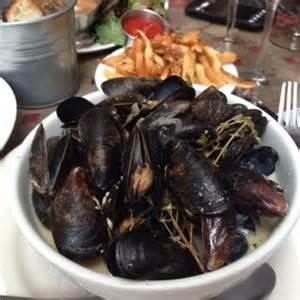 Mussels in Dijon Sauce