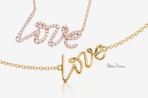 Tiffany Co diamond necklace