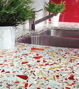 Enviro Glass countertop
