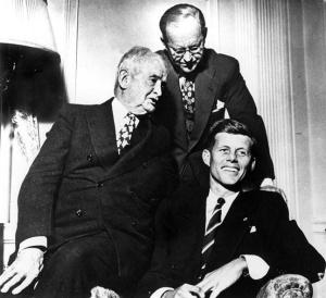 Honey Fitz Joseph Kennedy and President John F Kennedy
