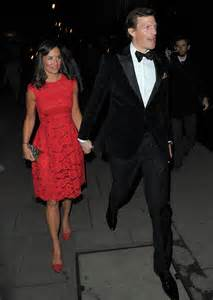 Pippa Middleton and her Guy