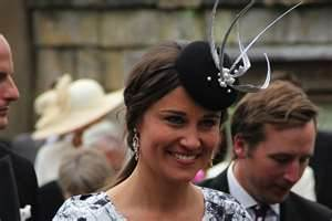 Pippa Middleton at a London  foundation launch